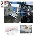 Hot Melt Glue Self Adhesive Sticker and Label Paper PE Coating Machine in Ruian