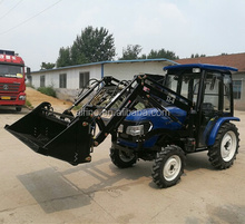 Factory supply 4 wheel drive 35hp tractor with front end loader
