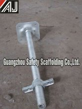 Guangzhou AJ Brand Adjustable Scaffolding Jack Base