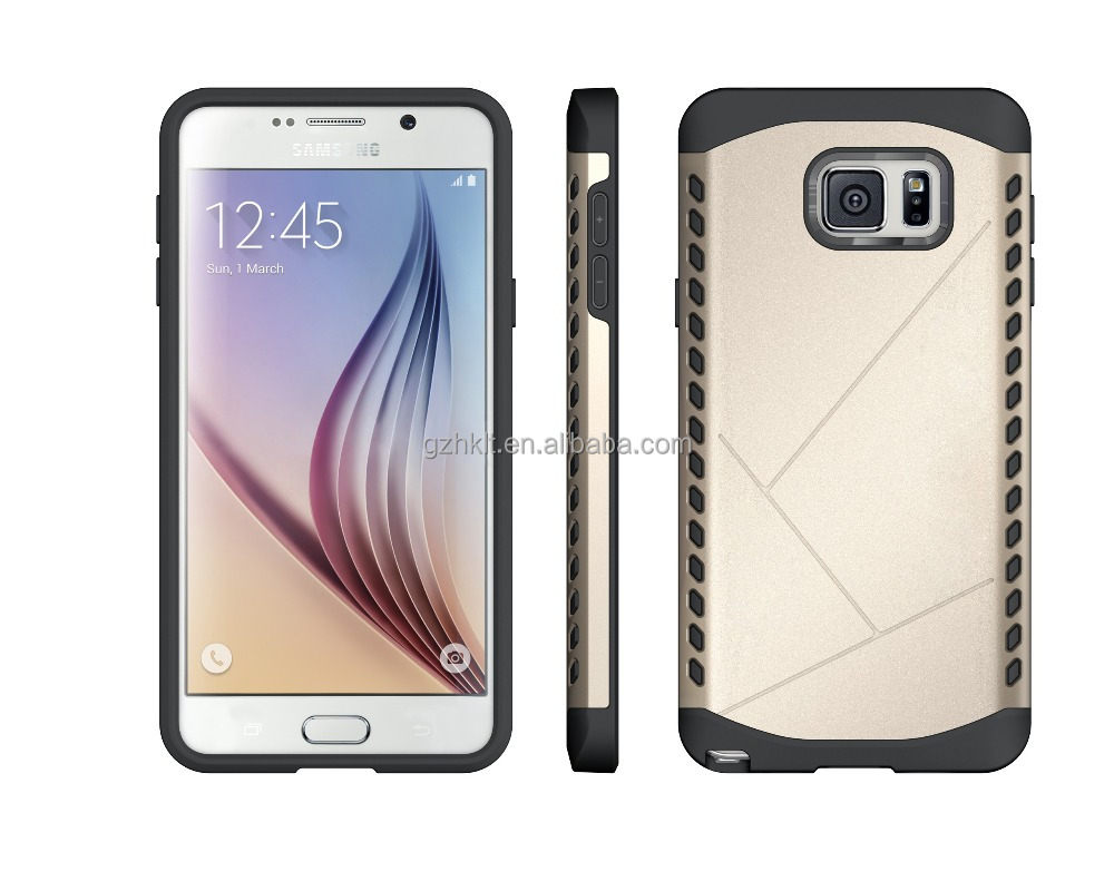 china supplier mazon hot sale case for Samsung Note 5 with durable corner protect , bumper ,shock absorbing TPU+PC
