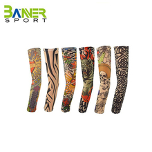 Body Art Arm Stockings Slip Accessories Fake Temporary cooling tattoo sleeve
