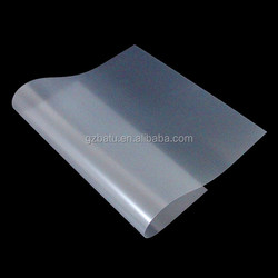 High Quality Heat Transfer Silicone Coated Clear Pet Release Film