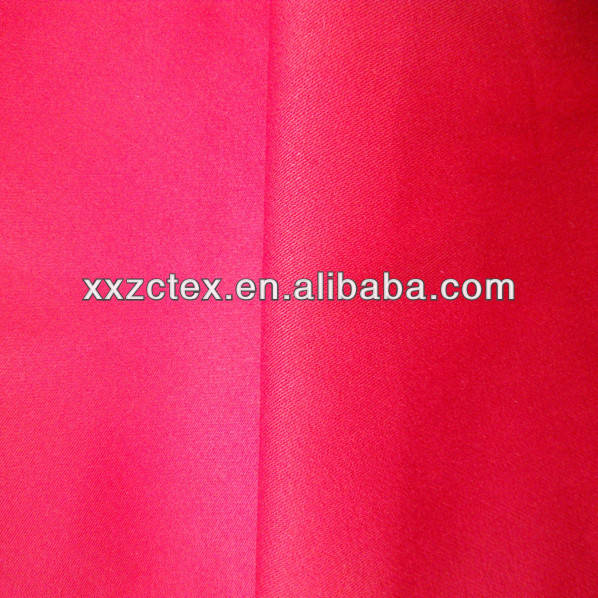 265gsm Cotton satin fabric for work clothes