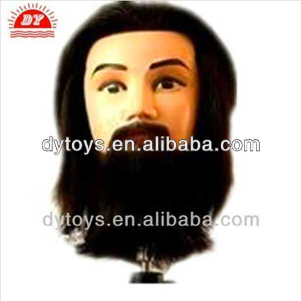 ICTI certificated custom make plastic plastic men doll heads crafts