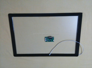 IR touch screen compatible with 3M with RS232 controller use for POG/WMS/IGT game monitor