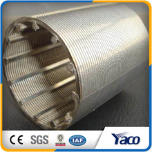 China online shopping wedge wire screen for waste water treatment in stock