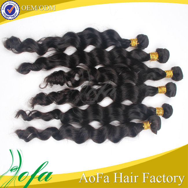 2014 hot selling Alibaba express wet and wavy human clips in hair extension