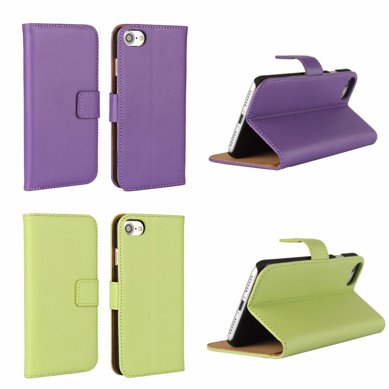 Mobile Pouch Bag Funda Coque Phone Wallet Leather Flip Cover for iPhone 4 4S 5 5S SE 6 6s 6 Plus 6s Plus 7 8 Plus X Case