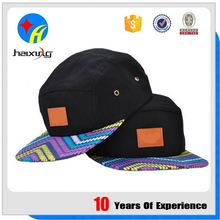 100% Cotton 5 Panel Cap Wholesale Cap