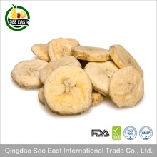 Items for Sale In Bulk Chinese Dried Fruits Freeze Dried Banana Chips