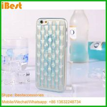 "iBest Hybrid Soft Gel TPU Holder With Kickstand Case For Apple iPhone 6 4.7"" inch,mobile phone accessory"