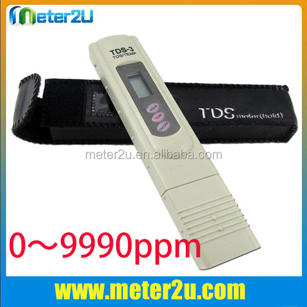 low price TDS3 China tds and ph meter