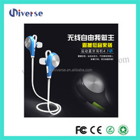 Bluetooth V4.1 Wireless Sports Headphone Mic Bluetooth Stereo EarphoneS for All Smart phone