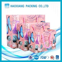 Quality primacy new coming gift custom boutique paper shopping bag shopping paper bag no 40