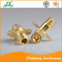 With 20 years experience factory supply male elbow brass gas fittings