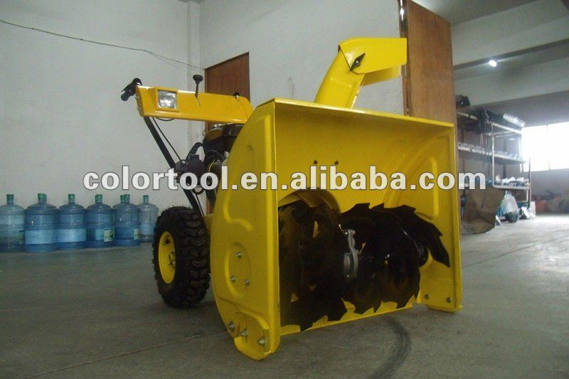 2013 New type snow blower/snowblower garden cleaning machine