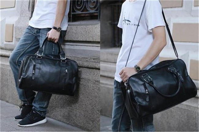 fashion stylish Wholesale Cheap Promotional oversized weekend travel bag men