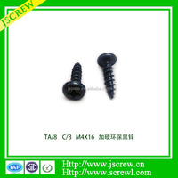 Good price truss head colored wood screw for baby car