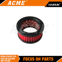 Gasoline chain saw parts ECHO CS450 510 Air filter