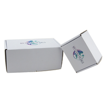Eco-friendly cardboard storage gift paper box corrugated food packaging boxes
