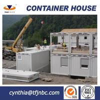SGS Certificated transportable container home