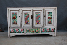 M16 Chinese Antique Wooden Cabinet