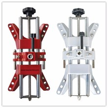 Lawrence wheel alignment wheel clamp
