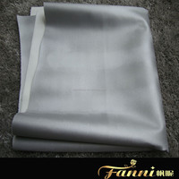 silver color car leather fabric/ Lichee Pattern car seat leather/lichee texture pvc material