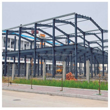 Prefabricated light steel structure industrial commercial and residential fabrication