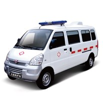high quality flexible fully-equipped ambulance van