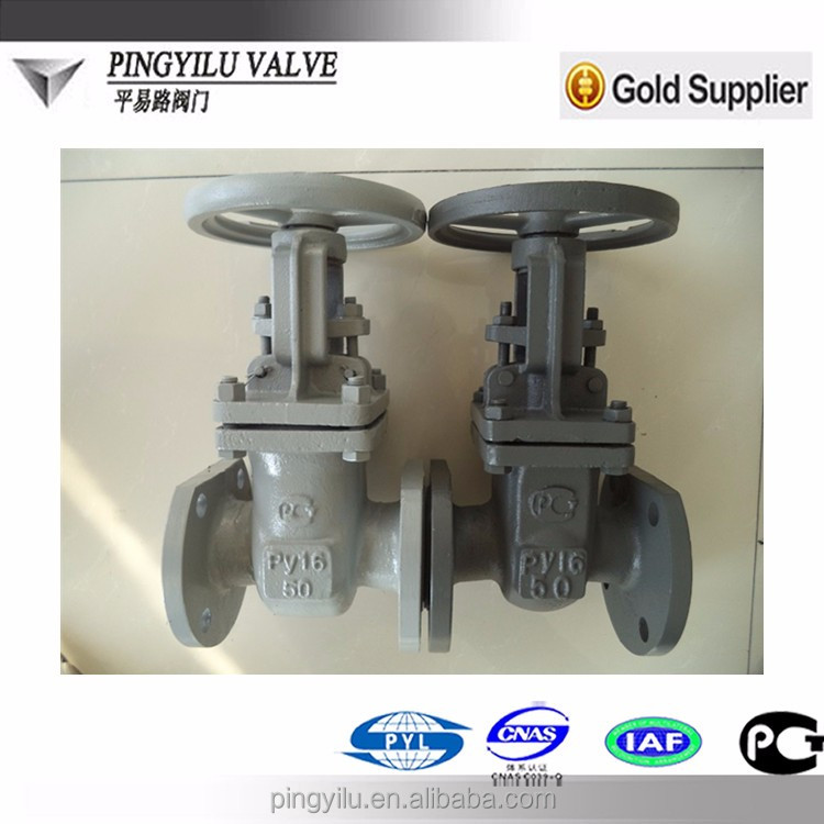 Rising Cast Steel Sluice Steam Gate Valve