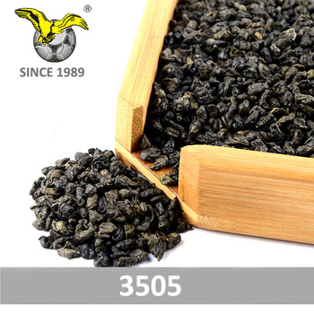 Special bulk gunpowder green tea 3505aaa 3505 3505c