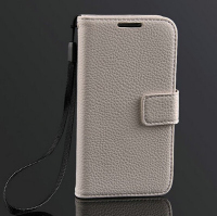 Multifunctional phone case for Samsung Galaxy S4 Mini I9190 with lanyard and bill slots best sale