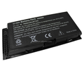 Rchargeable 6 cell laptop battery for Dell Precison M4600 M6600 FV993 7DWMT JHYP2 K4RDX