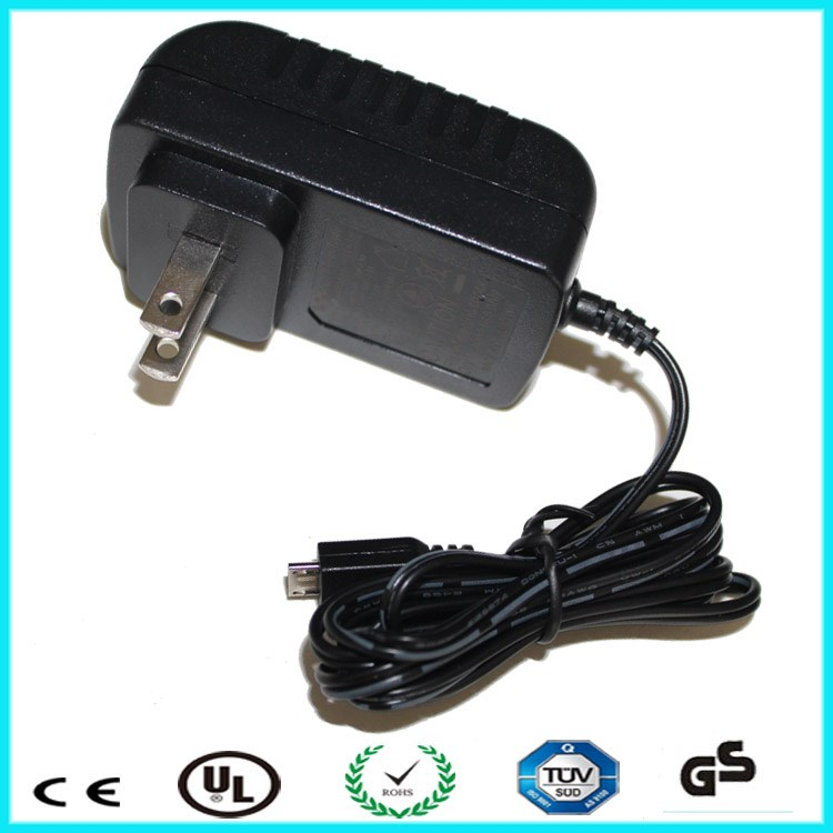 2.1mm dc jack 1m cable ac to dc adapter 12v dc 2a