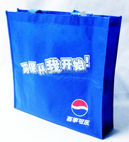 Disposable PP Spun-boned Non Woven Pepsi Cola Bag