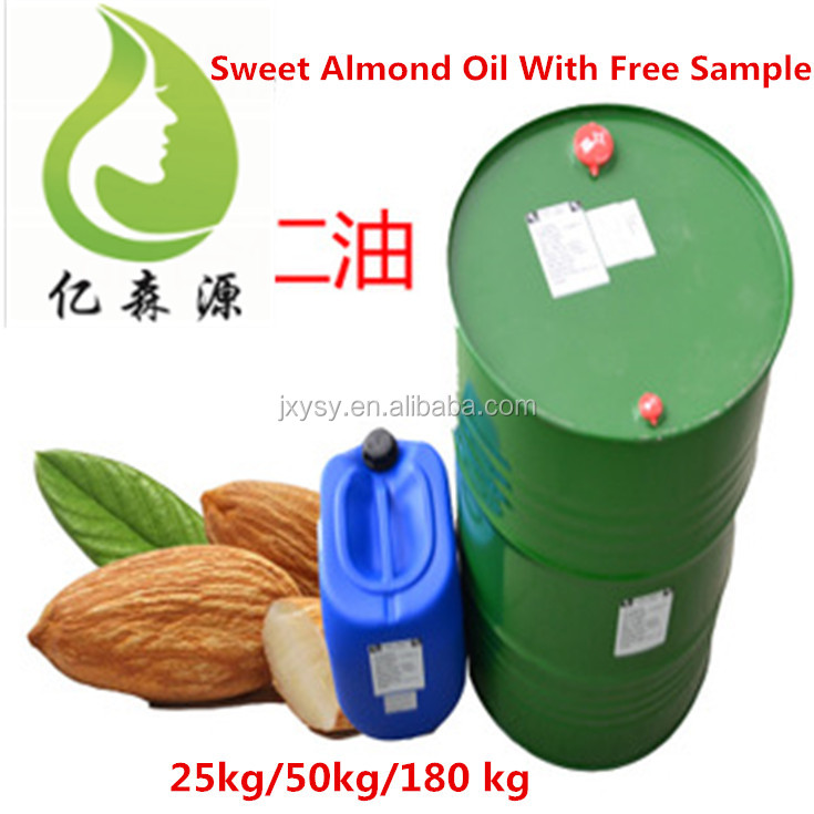 Vegetable Cooking Oil Edible Sweet Almond Essential Oil Organic Sweet Almond Oil Nourish Skin Beauty Products Bulk Prices