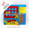 Factory custom Educational entertainment toys - magnetic dart board