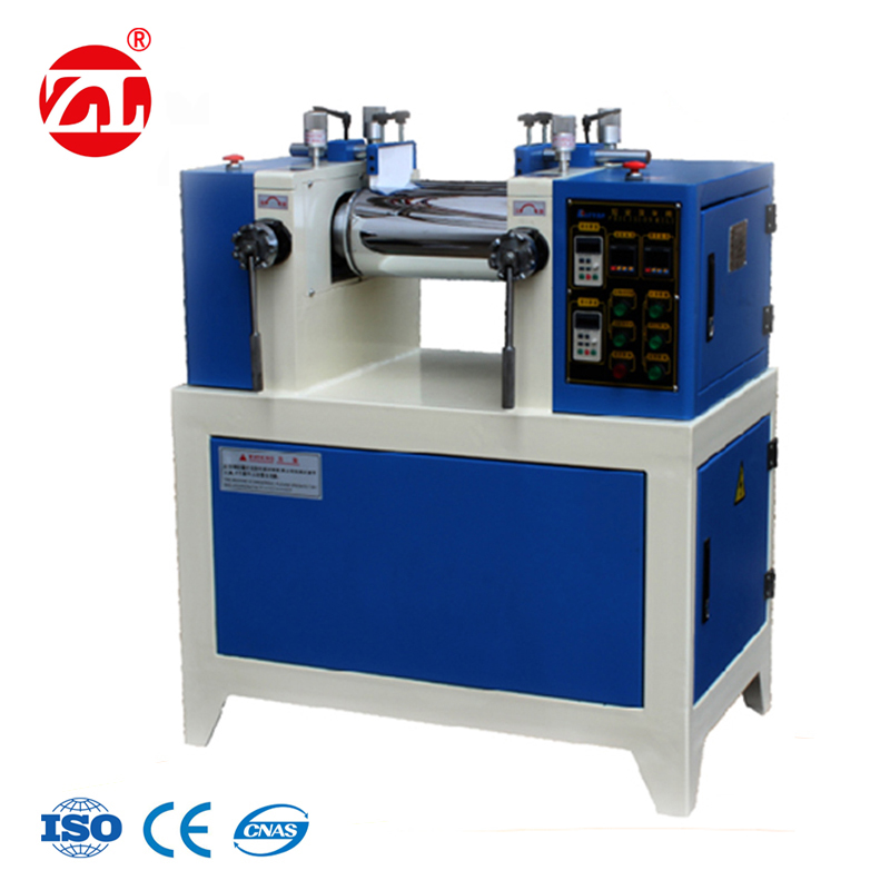 Lab Open Mixing Rubber Mill