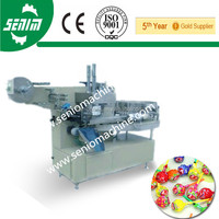 Automatic Lollipop And Candies Wrapping Machinery