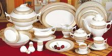 new bone china buy direct from china manufacturer,61 pcs french dinner set porcelain