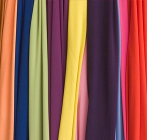 Silk fabric for suits and dresses OEM yarn-dyed fabric