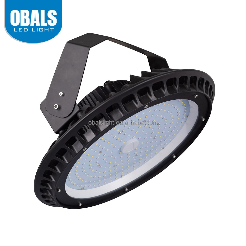 High power aluminum dimmable ip65 200w cob recessed led downlight
