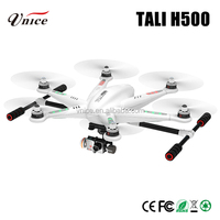 New inventions in china smart quadcopter rc helicopter with wide-angle lens camera Walkera Tali H500.