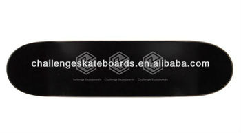 Fiber glass skateboard