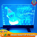 alibaba express NEW LED item wholesale lower price desktop led writing board super brightness & catching eyes