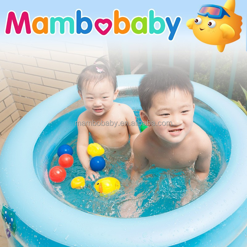 Inflatable Cartoon Infant Swimming Pool
