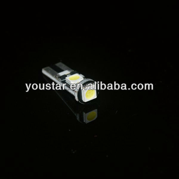 t10 smd 5050 canbus auto led t10 w5w canbus 5smd 5050