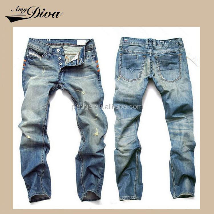 Как сделать джинсы как новые