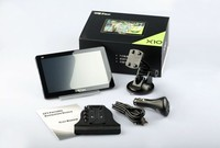 customized cost-effective gps positioning with blutooth and avin camera 8GB flash